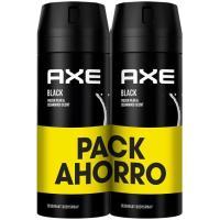 Desodorante para hombre Black AXE, pack 2x150 ml