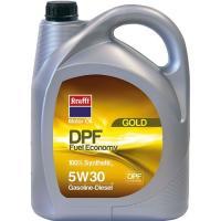 Aceite sintético 5w30 fuel economy gasolina y diésel KRAFFT, 5 L