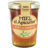 Miel de naranjo APICULTOR, frasco 250 g