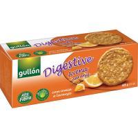 Galleta Digestive de avena-naranja GULLÓN, caja 425 g