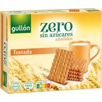 Galleta tostada GULLÓN Diet Nature, caja 400 g