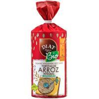 Tortitas de arroz integral DIET RADISSON, paquete 130 g