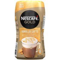 Café de vainilla latte NESCAFÉ Gold, bote 310 g