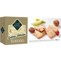 Surtido de galletas artesanas CASA ECEIZA, caja 100 g