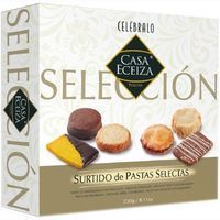 Surtido de pastas CASA ECEIZA, paquete 230 g