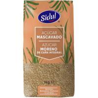 Azúcar moreno SIDUL, paquete 1 kg