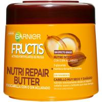 Mascarilla Butter FRUCTIS, tarro 400 ml