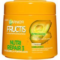 Mascarilla Nutri Repair 3 FRUCTIS, tarro 400 ml