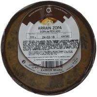 Sopa de pescado AMEZTOI, bol 300 g