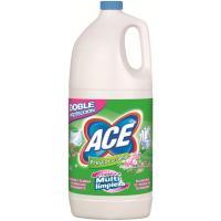 Lejía perfumada frescor ACE, garrafa 4 litros