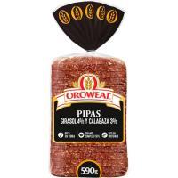 Pan de pipas-semillas OROWEAT, paquete 680 g