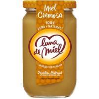 Miel cremosa de canela LUNA de MIEL, frasco 375 g