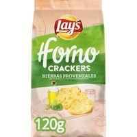 Patatas Cracker provenza LAY`S, bolsa 120 g