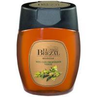 Miel con propóleo verde EL BREZAL, dosificador 350 g