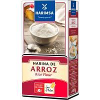 Harina de arroz HARIMSA, caja 400 g