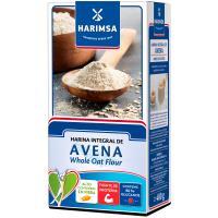 Harina integral de avena HARIMSA, caja 400 g