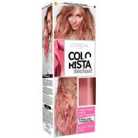 Tinte coloración gel Washout Dirtypink COLORISTA, caja 1 ud