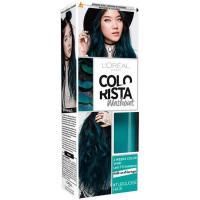 Tinte coloración gel Washout Turquoise COLORISTA, caja 1 unid.