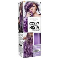 Tinte coloración gel Washout Purpple COLORISTA, caja 1 ud