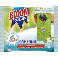 Antipolillas gancho de manzana BLOOM, pack 2 unid.