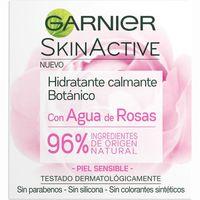 Crema hidratante pieles sensibles SKIN ACTIVE, tarro 50 ml