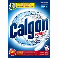 Antical en polvo compact CALGON, caja 500 g