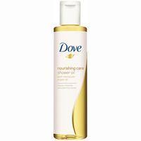 Gel de ducha aceite de argán oleo-nutri DOVE, bote 200 ml