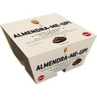 Postre vegetal almendras-choco Me Up DHUL, pack 4x100 g