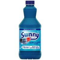 Refresco Blue SUNNY D., botella 1,25 litros