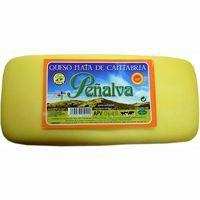 Queso nata Cantabria barra PEÑALVA, al peso