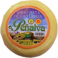 Queso nata Cantabria PEÑALVA, 500g
