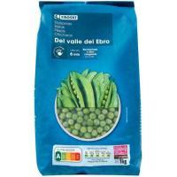 Guisante EROSKI, bolsa 1 kg