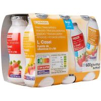 Activitas sabores infantil EROSKI, pack 6x100 g