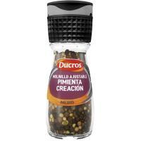 Pimienta creación DUCROS, frasco 34 g