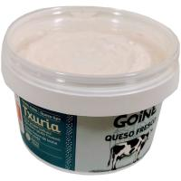 Queso fresco de vaca EUSKO LABEL GOINE, tarrina 250 g