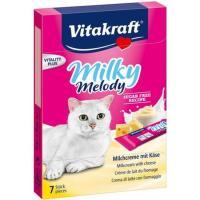 Crema de leche con queso para gato VITAKRAFT, caja 70 g