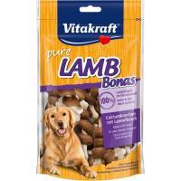 Huesos de calcio con cordero para perro VITAKRAFT, paquete 80 g