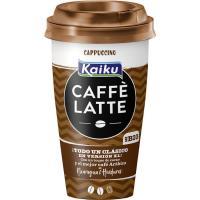 Café cappuccino KAIKU Caffe Latte, vaso 370 ml