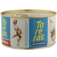 Toreras sabor anchoa no picante KIMBO, lata 120 g