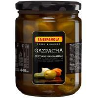 Aceitunas gazpachas LA ESPAÑOLA, frasco 250 g