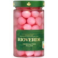 Cebollitas agridulces RIOVERDE, frasco 225 g