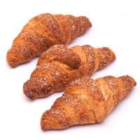 Croissant de espelta EROSKI, bandeja 3 unid.