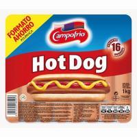 Salchichas Hot Dog CAMPOFRIO, sobre 1 kg