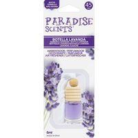 Ambientador botella auto aroma lavanda PARADISE SCENTS, envase 5ml