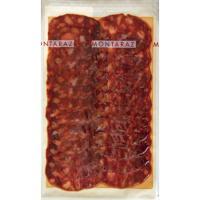 Chorizo ibérico cebo campo c. tradicional MONTARAZ, sobre 100 g