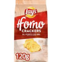 Crackers original LAY`S, bolsa 120 g