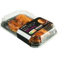 Mini trenza con pasas-nueces-chocolate Eroski SELEQTIA, 275 g