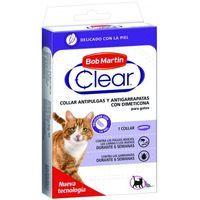 Collar Dimetic para gato CLEAR, pack 1 unid.