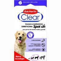 Pipeta Dimetic para perro mediano-grande CLEAR, caja 6 unid.