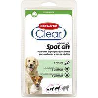 Pipeta repelente para perro mediano-grande CLEAR, caja 6 unid.
